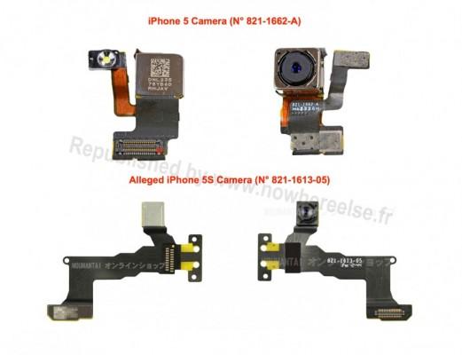 Apple iPhone 5S: nuova immagine della fotocamera
