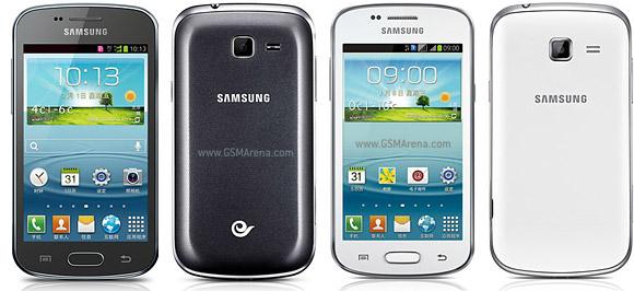 Samsung annuncia i nuovi Galaxy Win e Trend II per la Cina
