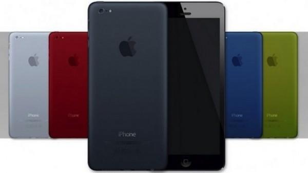 Apple iPhone 5S: possibile uscita ad Agosto in tre colorazioni