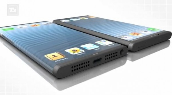 Apple iPhone 6: video concept con schermo curvo AMOLED