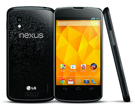 Google potrebbe annunciare il Nexus 4 con supporto alla rete 4G LTE