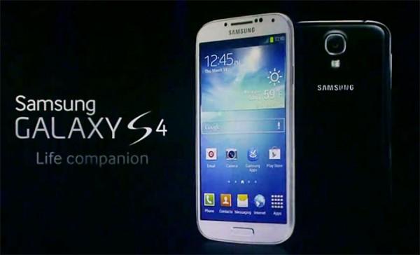 Samsung: venduti 6 milioni di Galaxy S4 in sole 2 settimane, è record