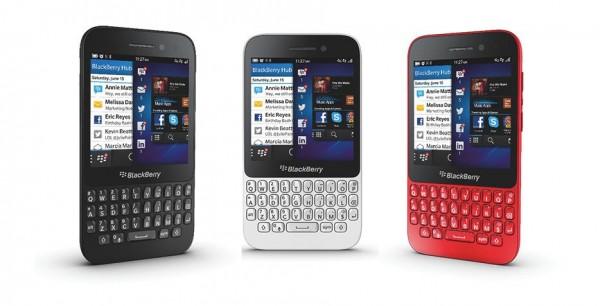 BlackBerry Q5 annunciato ufficialmente, uscita in Europa a luglio