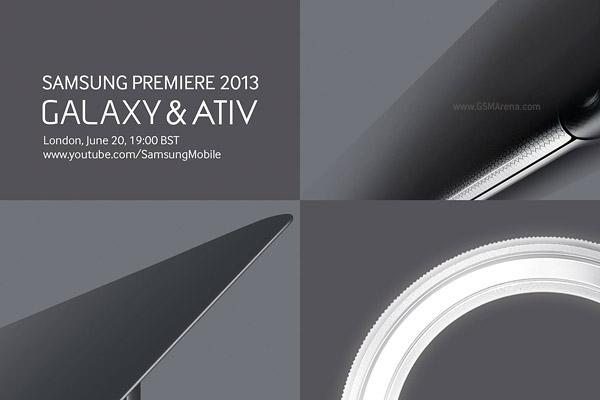 Samsung: conferenza stampa il 20 Giugno sui nuovi prodotti