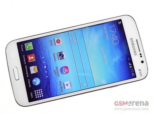 Samsung Galaxy Mega 5.8: video sul funzionamento dell'interfaccia utente