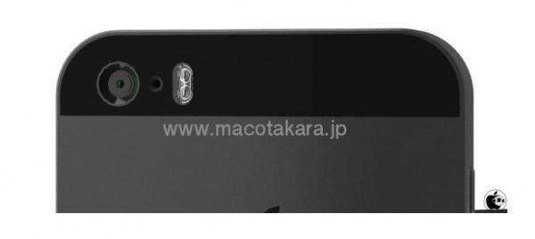 Apple iPhone 5S: nuove indiscrezioni sulla presenza del doppio flash LED