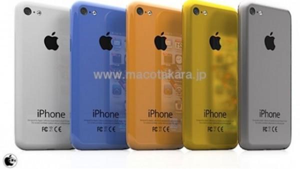 iPhone Color: test di produzione di 1000 unità, secondo il blog Macotakara