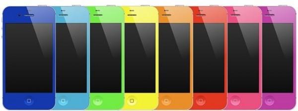Apple non ha molta fiducia sulle vendite dell'iPhone Color