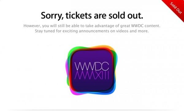 Apple conferma la conferenza stampa WWDC 2013 del prossimo 10 Giugno