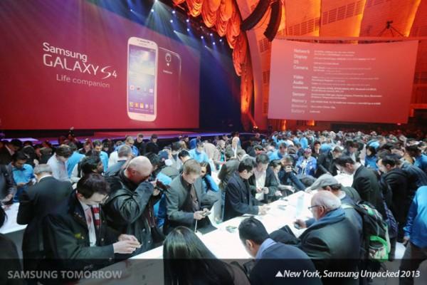 Samsung Galaxy S4: gli analisti si aspettano 80 milioni di unità vendute nel 2013