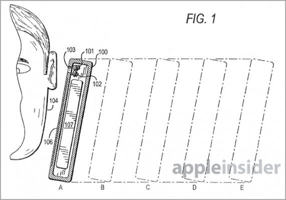 Apple iPhone 5S: nuovo brevetto sulla regolazione automatica del volume