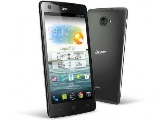 Acer Liquid S1 annunciato ufficialmente durante la fiera Computex 2013