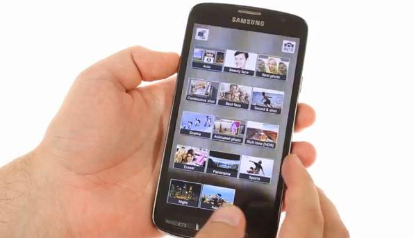 Samsung Galaxy S4 Active: video anteprima del nuovo smartphone a prova d'acqua