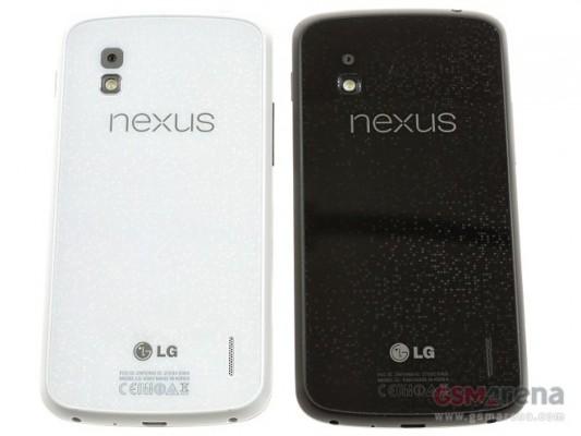 LG Nexus 4: video anteprima della versione White