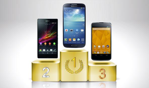Samsung Galaxy S4 scelto dai consumatori inglesi come miglior smartphone