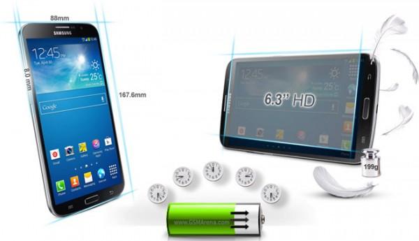 Samsung Galaxy Mega 6.3: ecco quanto dura la batteria