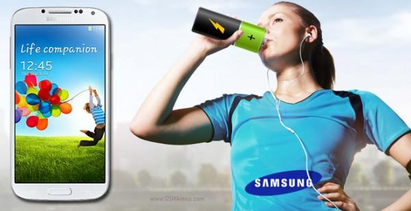Samsung Galaxy S4: quanto dura la batteria nel modello con chipset Exynos 5 Octa