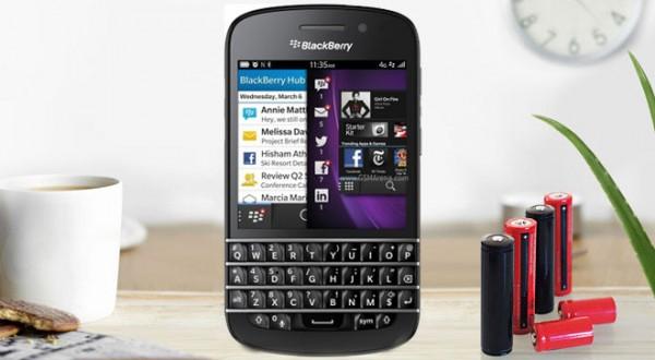 BlackBerry Q10: ecco quanto dura la batteria del nuovo smartphone QWERTY