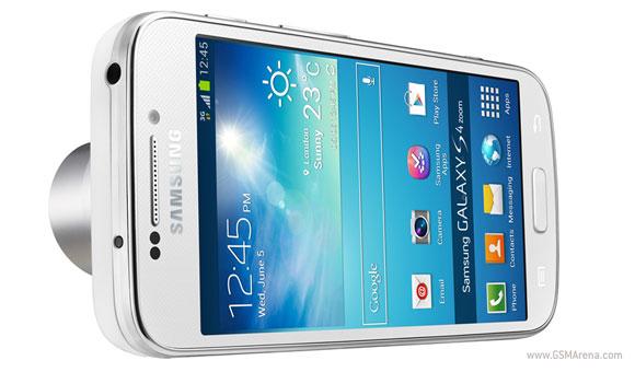 Samsung Galaxy S4 Zoom: ufficiale la nuova fotocamera compatta con Android 4.2