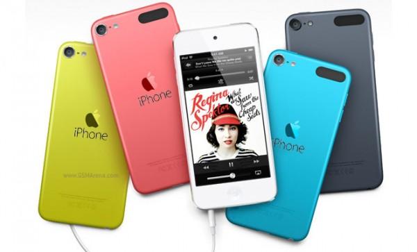 iPhone Color: possibile presentazione durante l'evento WWDC 2013