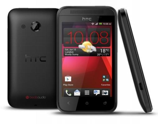 HTC Desire 200 annunciato ufficialmente, nuovo Android da 3.5 pollici