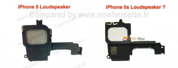 Apple iPhone 5S: immagini inedite dei componenti hardware
