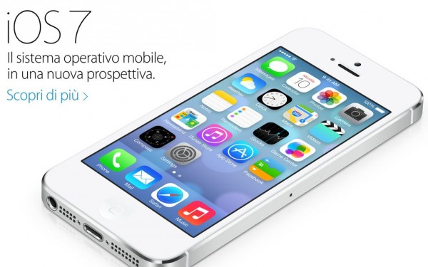 Apple iOS 7 Beta 2: le novità del nuovo aggiornamento per iPhone e iPad