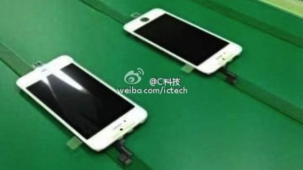Apple iPhone 5S: foto della catena di montaggio