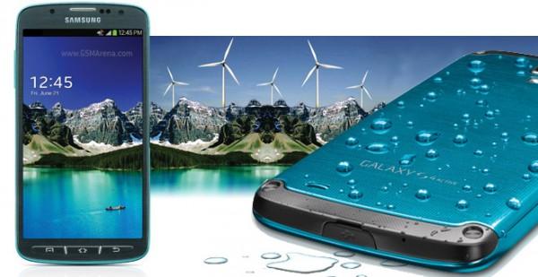 Samsung Galaxy S4 Active: ecco quanto dura la batteria