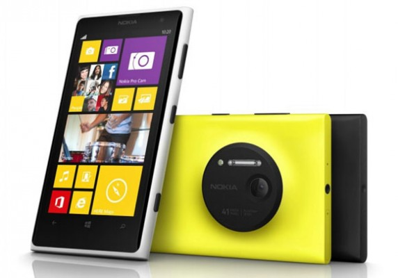 Nokia Lumia 1020: ufficiale il nuovo Windows Phone con fotocamera da 41 Megapixel