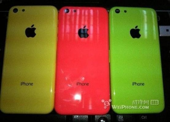 iPhone low cost: nuove immagini della scocca posteriore