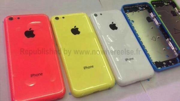 iPhone 5C potrebbe essere il vero nome dell'iPhone low cost
