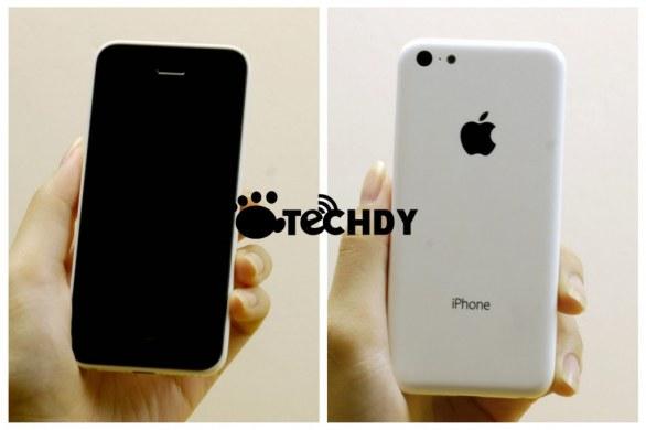 iPhone Color: nuove immagini svelano la scocca in plastica e più spessa