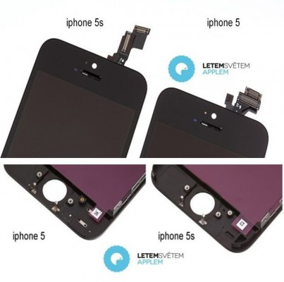 Apple iPhone 5S: nuove immagini del display da 4 pollici