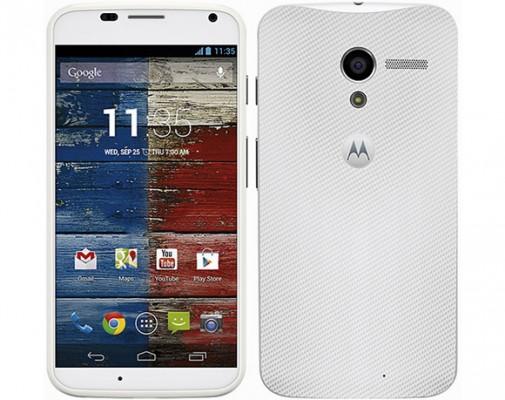 Motorola Moto X: ufficiale il nuovo smartphone Android da 4.7 pollici