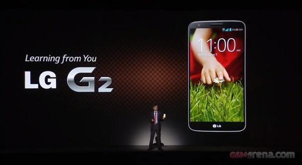 LG G2: ufficiale il nuovo Android da 5.2 pollici, prezzo e uscita in Italia