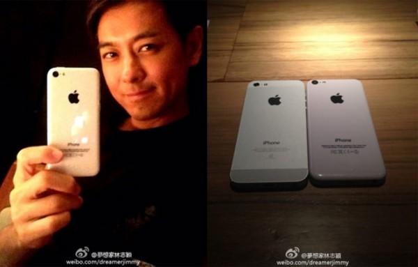Apple iPhone 5C svelato in anteprima da una celebrità taiwanese