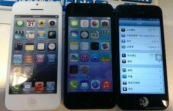 iPhone 5S e iPhone 5C in uscita il 20 Settembre