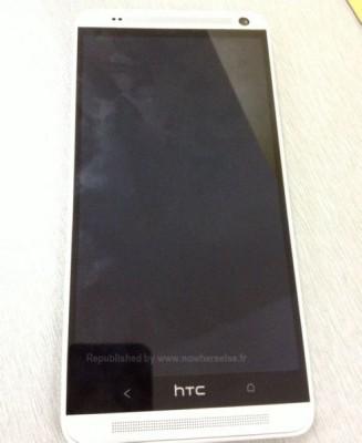 HTC One Maxi avrà un display da 5.9 pollici