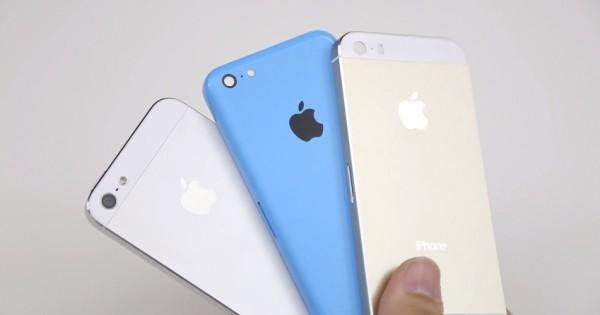 iPhone 5S e iPhone 5C si svelano in una nuova video anteprima