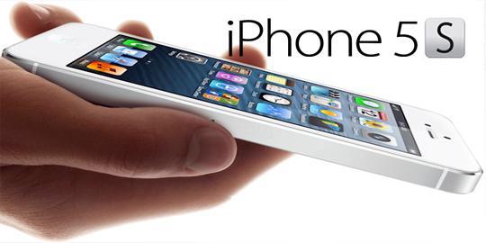 Apple iPhone 5S potrebbe avere la memoria interna fino a 128 GB