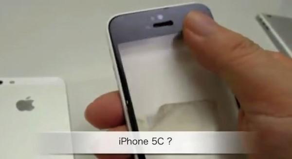 iPhone 5C a confronto con l'iPhone 5 in un video