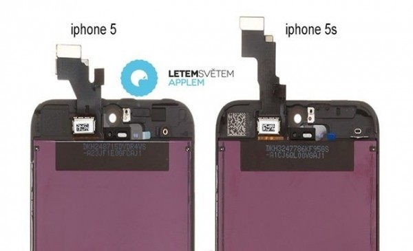Apple iPhone 5S: nuove immagini del display da 4 pollici