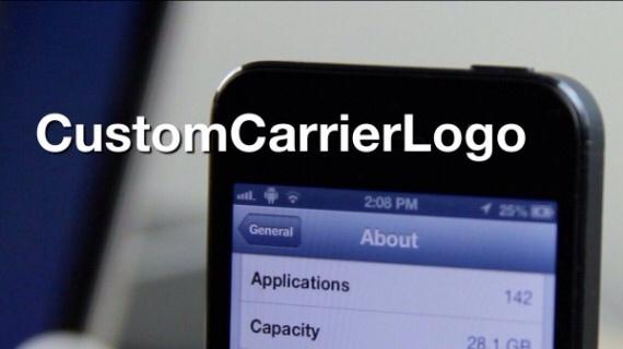 Modificare logo operatore su iPhone senza jailbreak