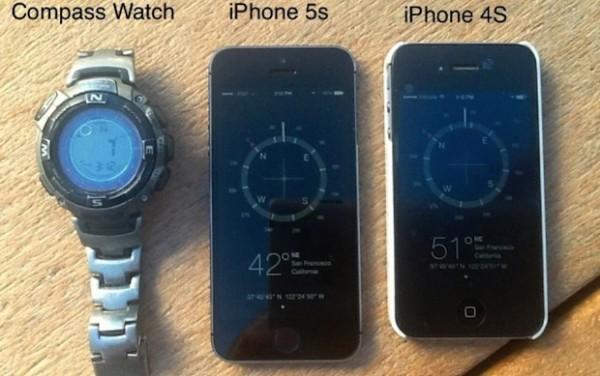 iPhone 5S: utenti segnalano problemi con l'accelerometro e la bussola