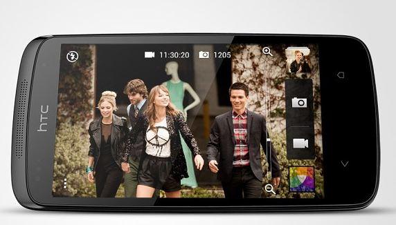 HTC Desire 500: nuovo smartphone quad core a meno di 300 euro