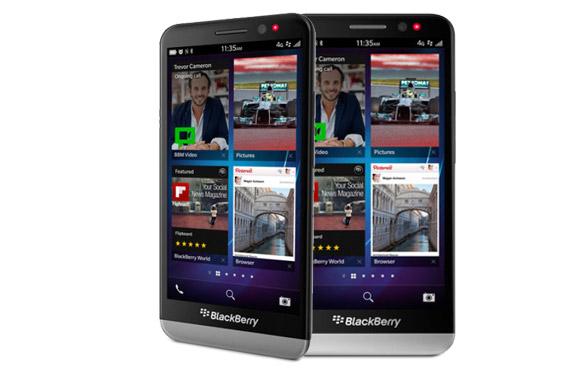 BlackBerry Z30: è ufficiale il nuovo smartphone da 5 pollici