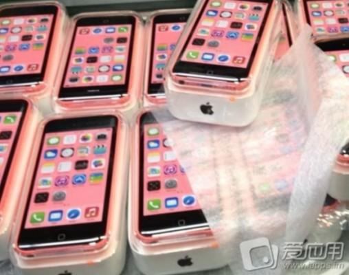Apple iPhone 5C: ecco la confezione dell'iPhone low cost