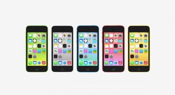 iPhone 5C si mostra nel primo video spot ufficiale