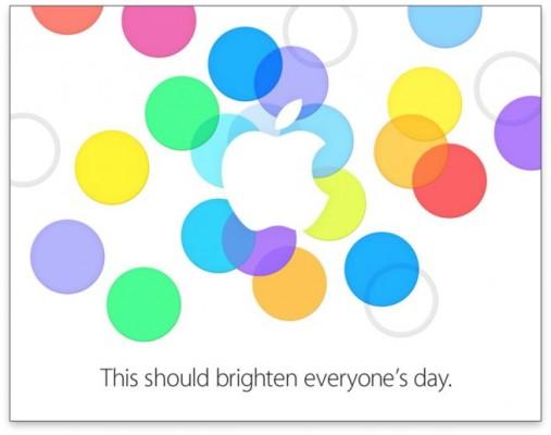 Apple: è ufficiale l'evento del 10 settembre sui nuovi iPhone
